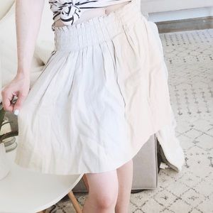 J. Crew Taupe Skirt